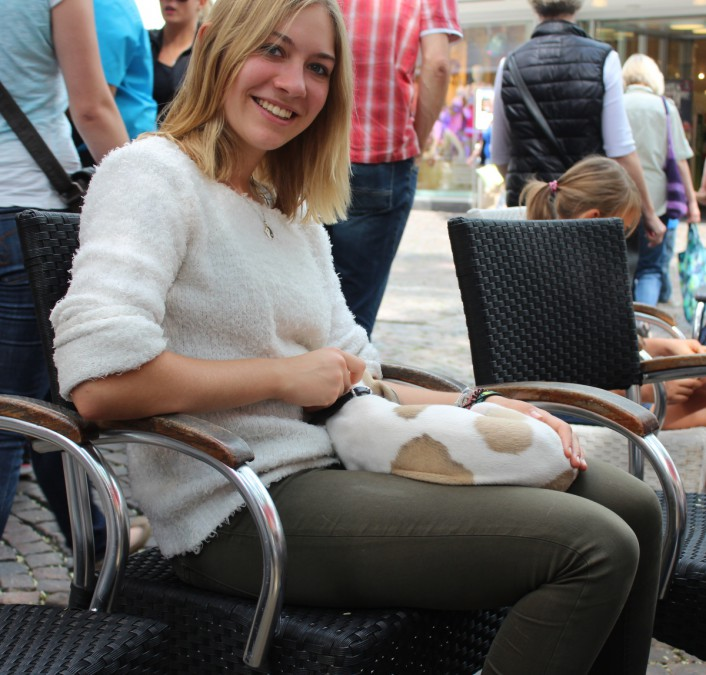 Tara Lee in Oldenburg